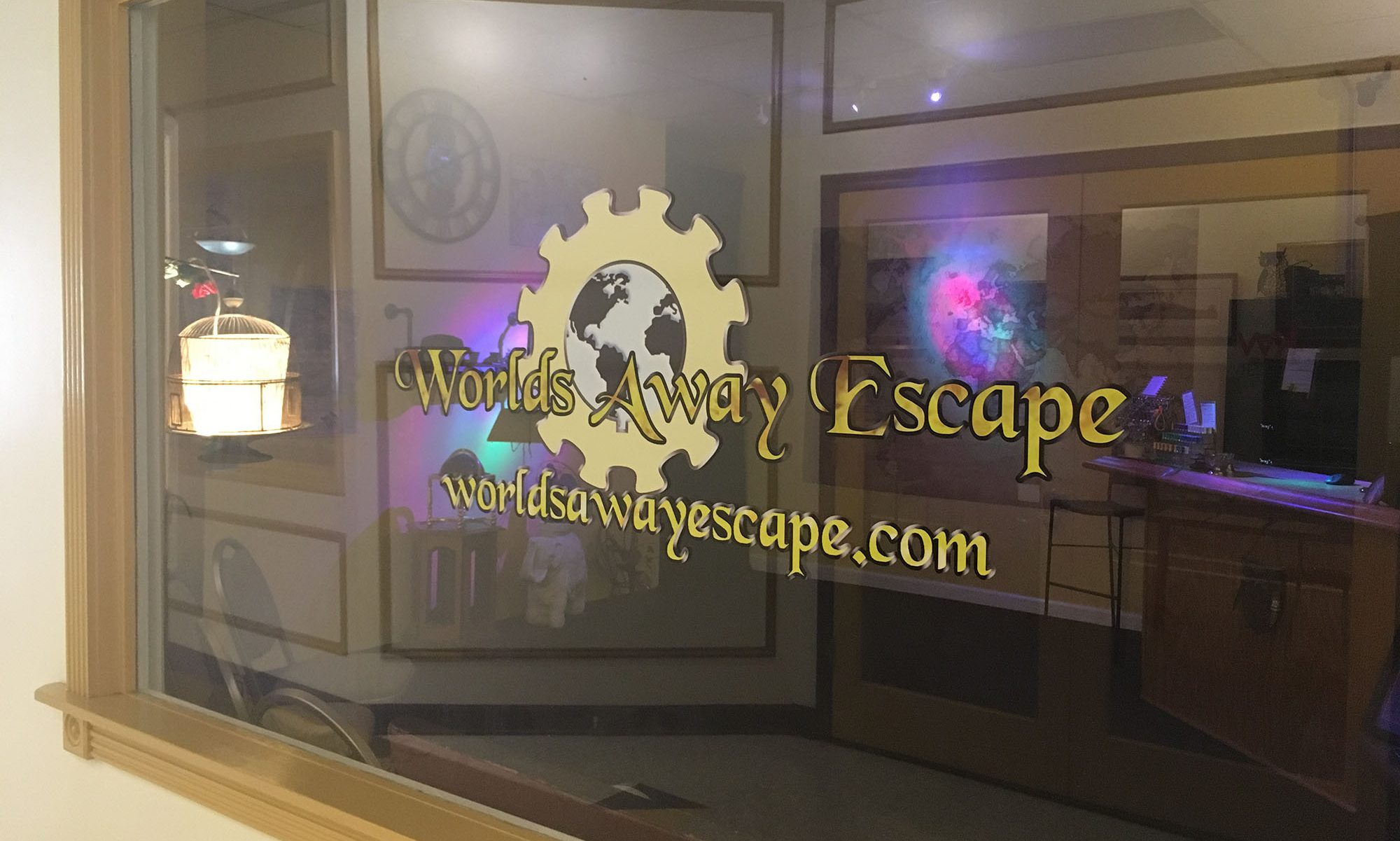 Worlds Away Escape